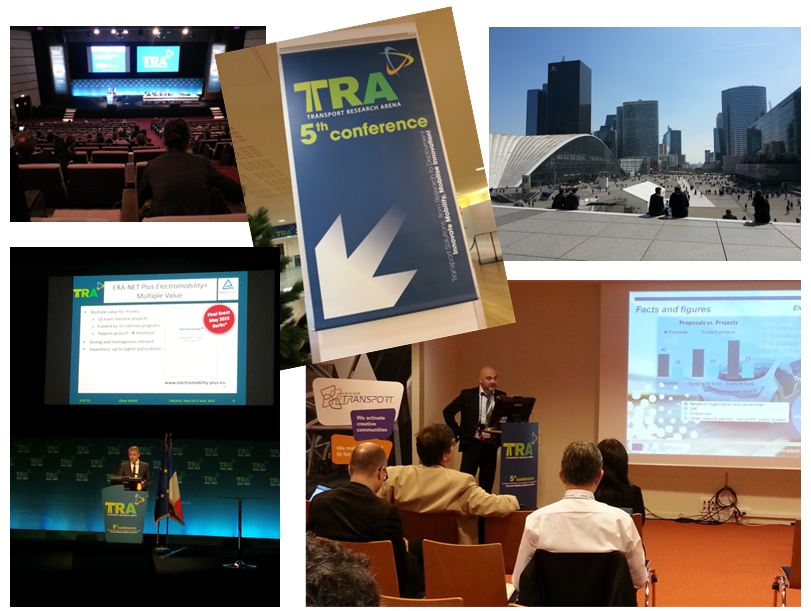 Impressions from TRA2014